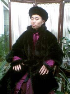 王硕 满语教师 王硕 完颜苏勒 【满族人物】